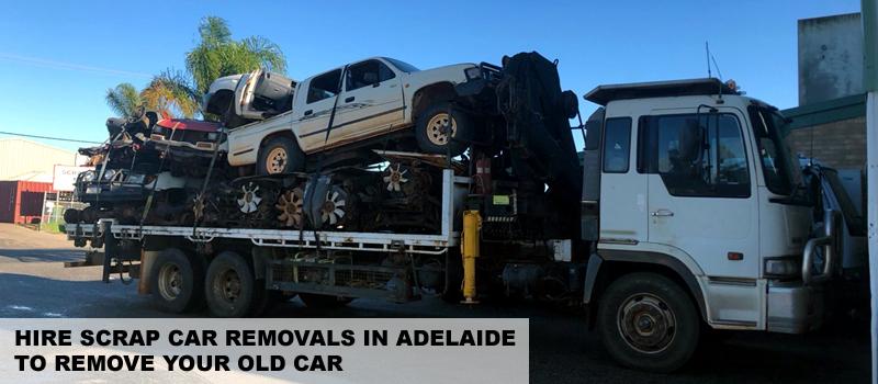 Hire Scrap Car Removals