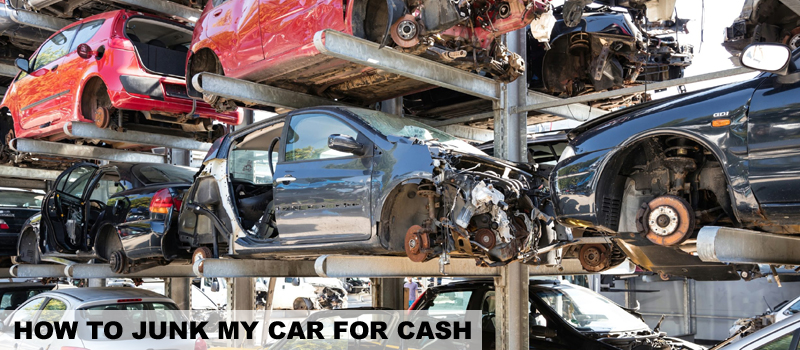 Junk My Car for Cash
