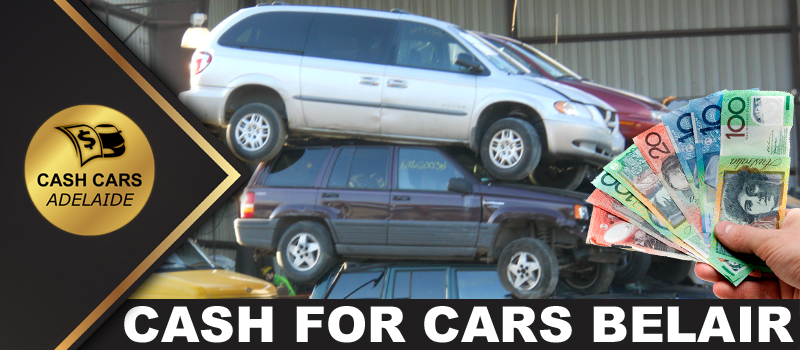 Cash for Cars Belair